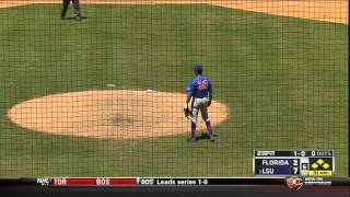 05/04/2013 Florida vs LSU Baseball Highlights