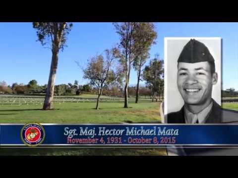 Sgt. Maj. H. Michael Mata