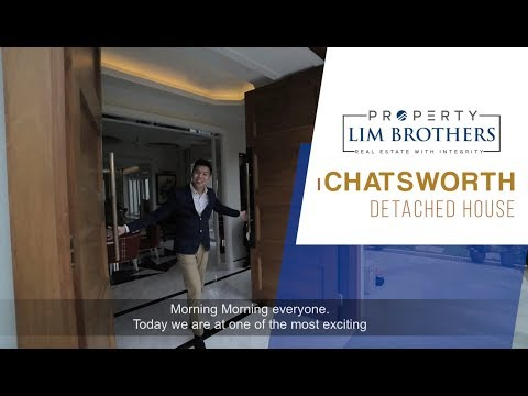 Chatsworth, Luxurious Detached House, GCB Zone, Singapore Landed Property for Sale