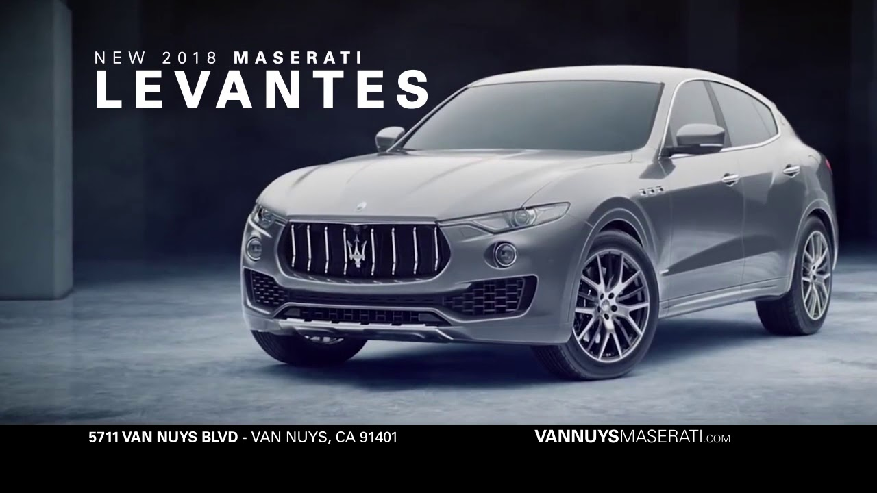 4 Ways To Save At Maserati Van Nuys Youtube