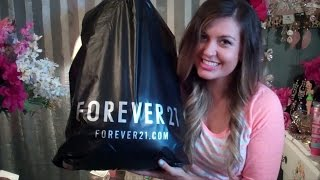 Fall / Winter Haul 2014 (Forever 21, Charlotte Russe, Charming Charlie, Aeroposale, & Target!) Thumbnail