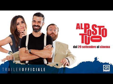 AL POSTO TUO (2016) di Max Croci - Trailer Ufficiale HD