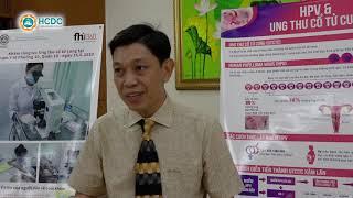 Chung tay phòng chống bệnh Ung thư cổ tử cung