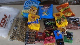 KDV Online - Дешевая доставка сладостей и снеков