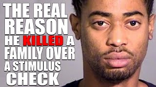 Real Rap Show | Episode 20 | The Real Reason He Killed A Family Over A Stimulus Check