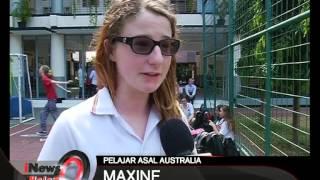Program Pertukaran Pelajar, Pelajar Asal Australia Pelajari Budaya Indonesia - iNews Malam 15/09