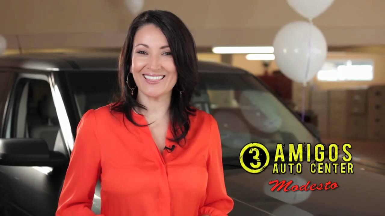 3 Amigos Auto Center Modesto Ca >> 3 Amigos Auto Center Modesto - YouTube
