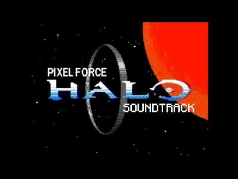 Halo: Pixel Force OST - Halo 8 Bit Theme
