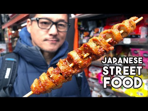 Street Food Tour of Tokyo-IKEBUKURO