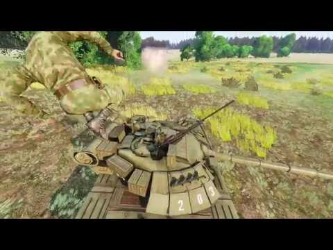 United Operations: Tanks for Coming