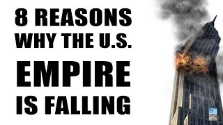 8 Reasons Why the U.S. Economic COLLAPSE Has Begun!
