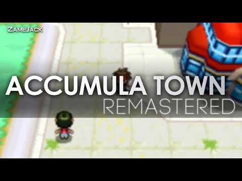 Accumula Town (Remastered) | Pokémon Black & White