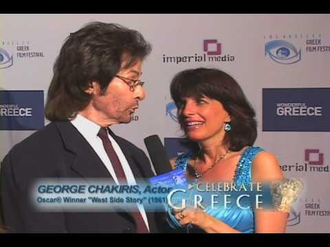 GREEK STARS talk to RomancingTheTable.com on Greek food!