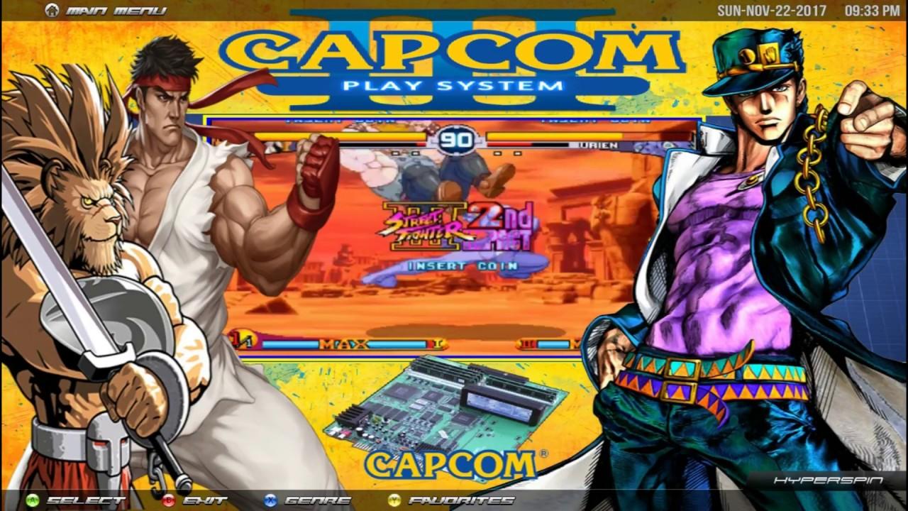 capcom play system 3