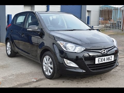 Wessex Garages Hyundai I20 Active Penarth Road Cardiff