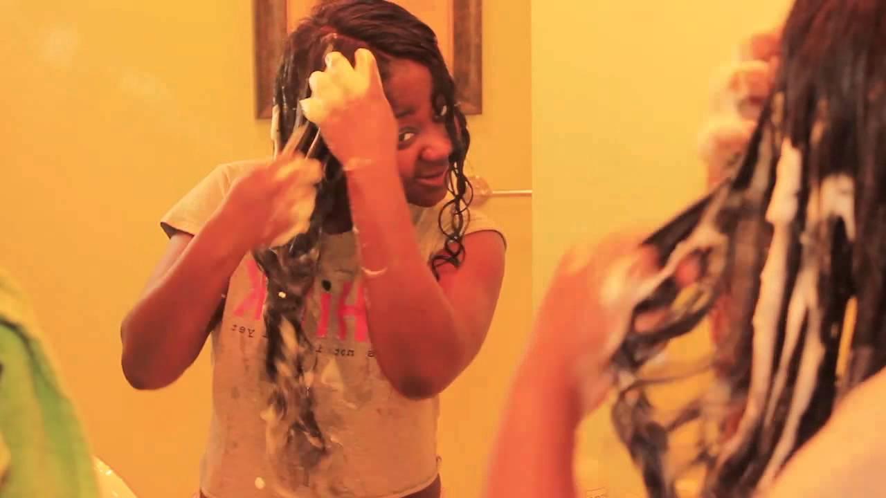 How To Wash Brazilian Hair Extensions Ft Wowafrican Brazilian Hair