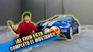 NECESITABA REPARAR EL MUSTANG URGENTEMENTE..│ManuelRivera11