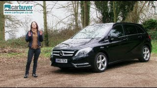 Mercedes-Benz B-Class MPV review - Carbuyer(Mercedes-Benz B-Class 2014 review: http://bit.ly/1hqtWzN Subscribe to the Carbuyer YouTube channel: http://bit.ly/17k4fct Subscribe to Auto Express: ..., 2012-03-07T09:57:50.000Z)