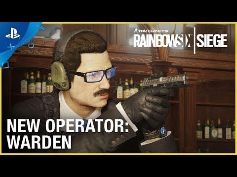 'Rainbow Six Siege' Teases a Stylish New Operator