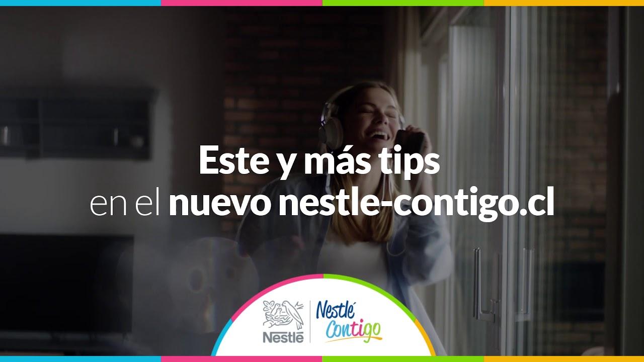 Vive mejor con el nuevo Nestlé Contigo