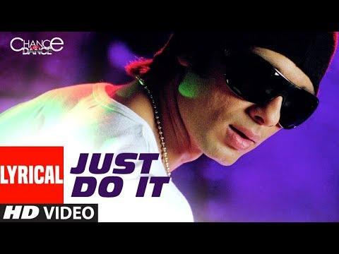 LYRICAL: Just Do It Song | Chance Pe Dance | Shahid Kapoor, Genelia D'Souza | Amitabh Bhattacharya
