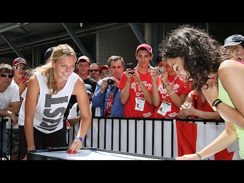 WTA Live All Access Hour presented by Xerox | 2014 Coupe Rogers