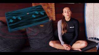 Урок серфинга с Еленой Шевчук | Wiindy Sun surf school | обучающее видео