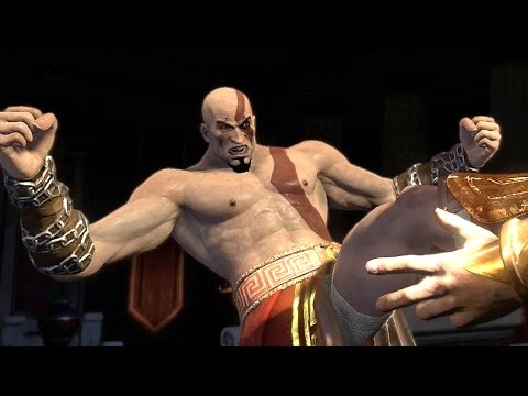 God of War Ascension Chapter 15 The Grotto & 16  Prison of the Damned (pt. 2)