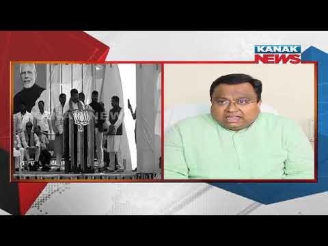 Dharmendra Pradhan Jibes At CM Naveen Patnaik, BJD Replies Back