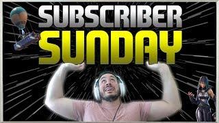 🔴LIVE | FORTNITE SUBSCRIBER SUNDAY!! | 2.5K VBUCKS GIVEAWAY | |PC Xbox PS4 Nintendo Mobile