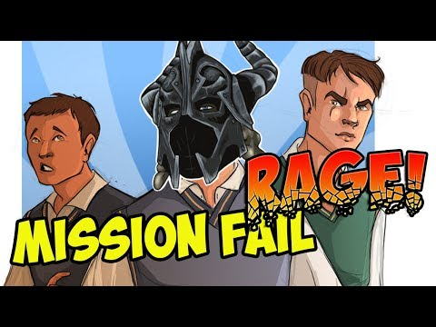 EARNING NERD RESPECT & RAGE QUITTING! Bully