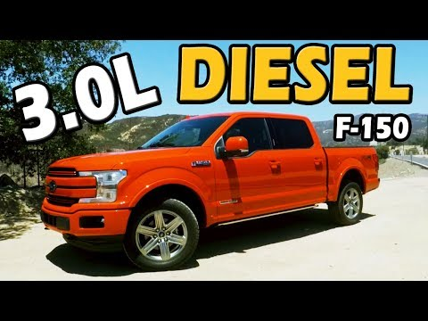 2019 Ford F150 Diesel Review | Test Drive Tuesday on Truck Central