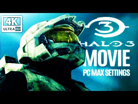HALO 3 PC All Cutscenes (4K 60FPS) Game Movie UltraHD from YouTube · Duration:  1 hour 50 minutes 41 seconds