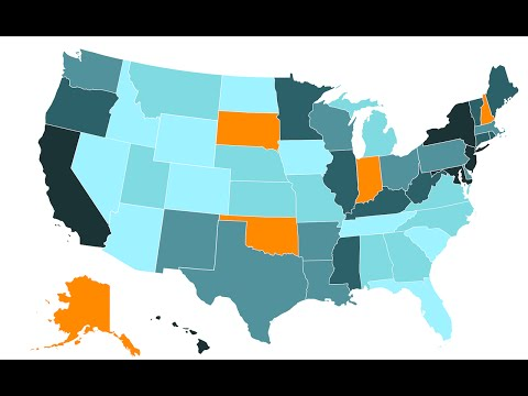 Freedom Rankings: The Cato Institute Will Now Tell Us All How Free We Are, By State