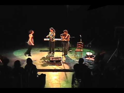 Triptych - Laura Risk, Kieran Jordan, Paddy League