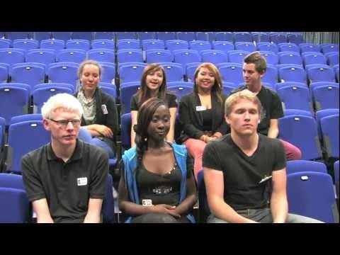 Student Union Video 2012-2013