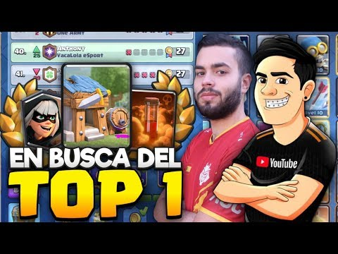 Road to Top 1 Mundial😱 Mazo de KaNaRiOoo OP🔥 + Sorteo $55 Dólares🤑 | Clash Royale