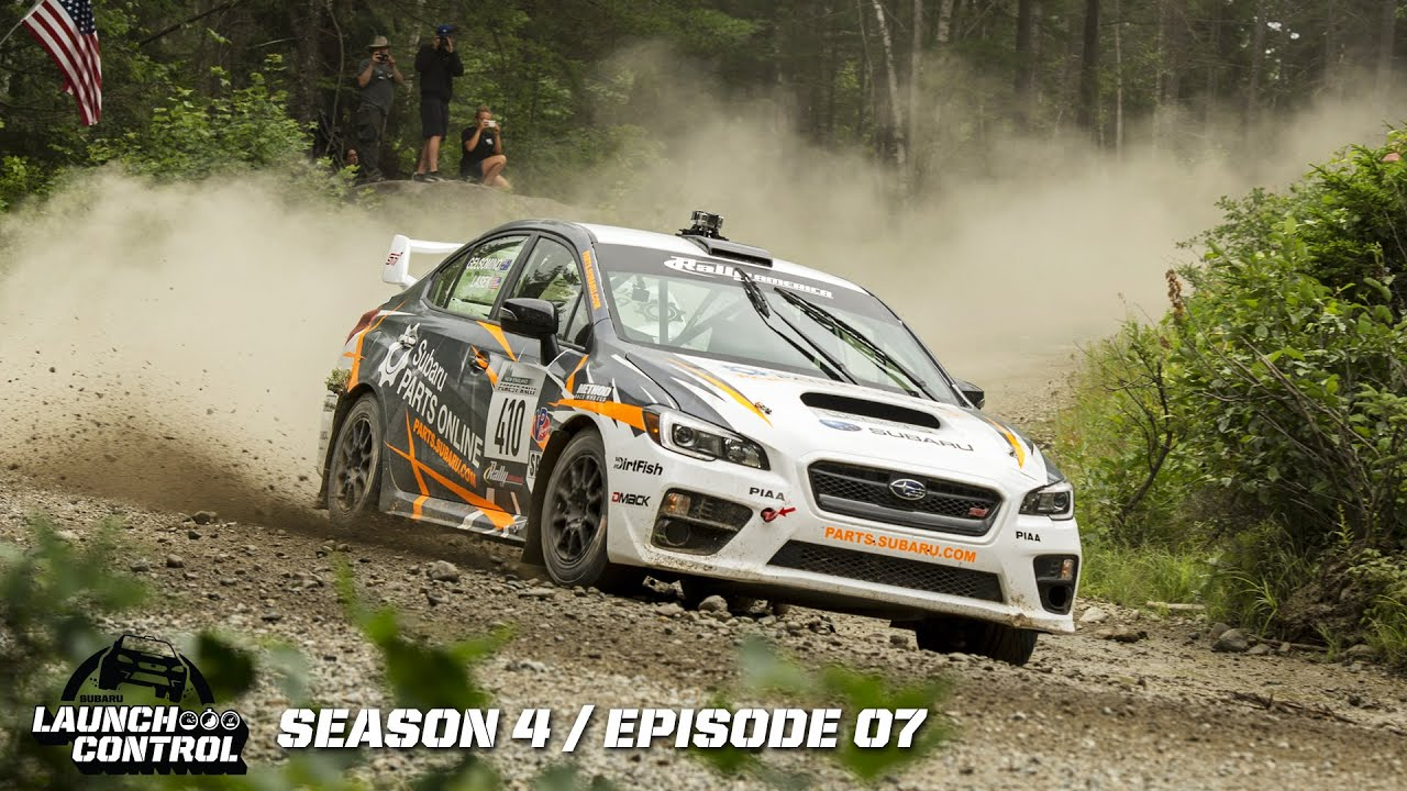 Subaru Launch Control >> Launch Control Rally Crossover Episode 4 07 Youtube