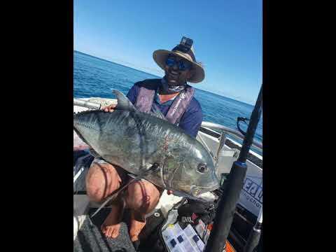 Swains Reef 2020 (BIG GT, BIG TROUT, BIG REDS) Glass Out Conditions