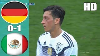 Download Video Germany vs Mexico 0-1 All Goals & Highlights WORLD CUP 17/06/2018 HD MP3 3GP MP4