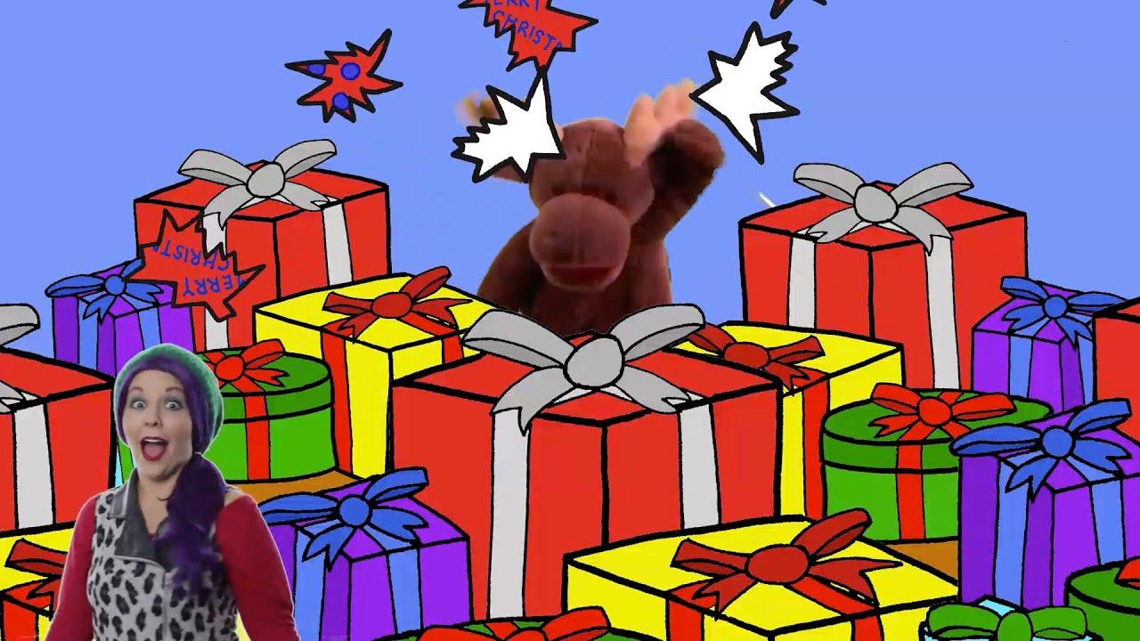 Ho Ho Ho | Christmas Songs for Kids (ft. Tea Time with Tayla and ...