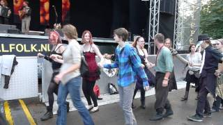 Castlefest: dansinstructie met Té (jigue)