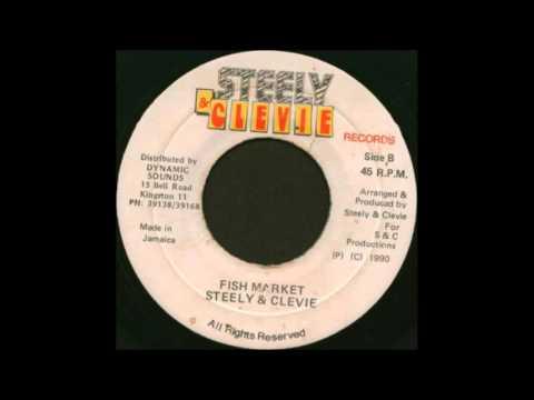 Steely & Clevie - Fish Market (Vinyl Side B)