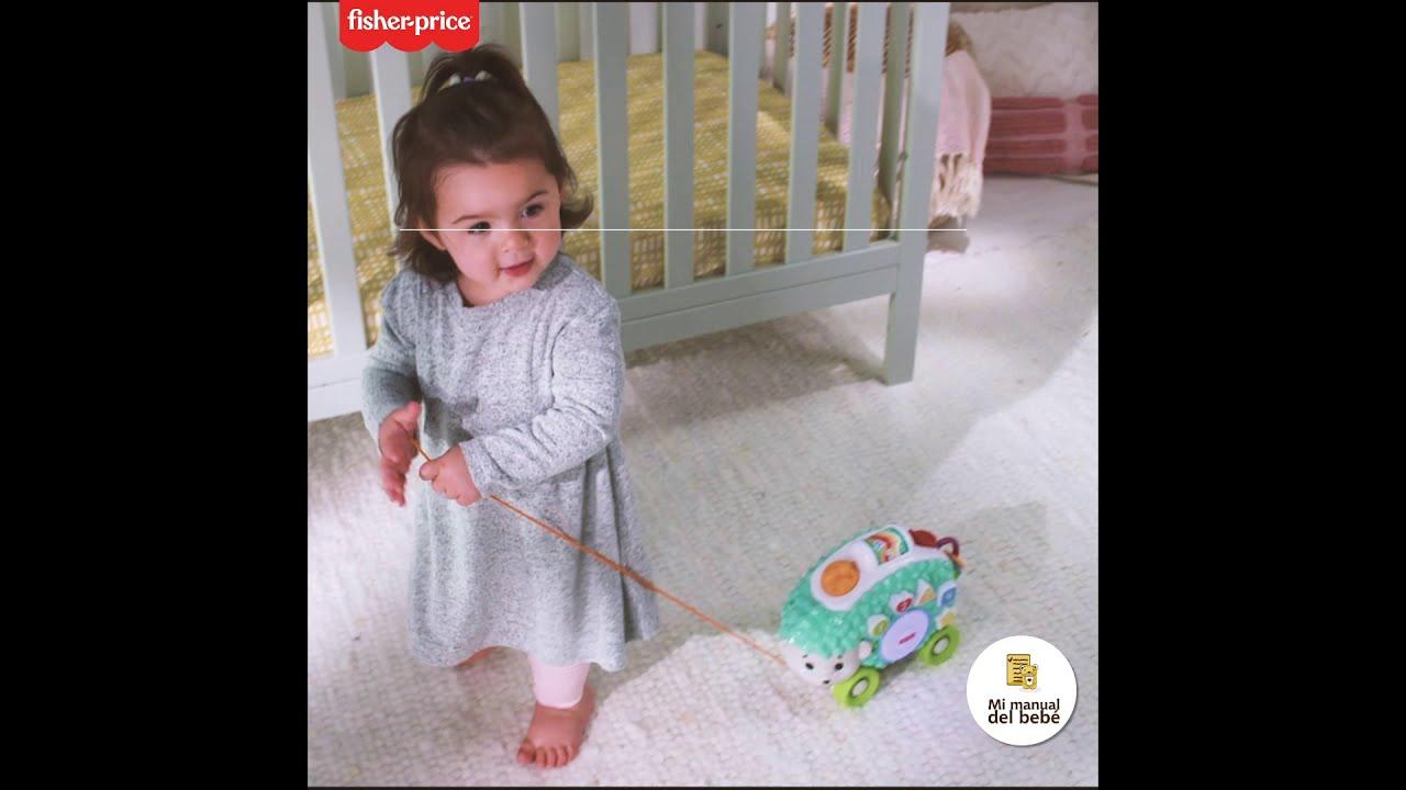 Maneja las pataletas de tu bebé - Mi manual del bebé