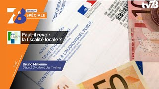 Université des mairies 2019 – Faut-il revoir la fiscalité locale ?