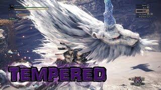 Monster Hunter World: TEMPERED Kirin - (Solo)