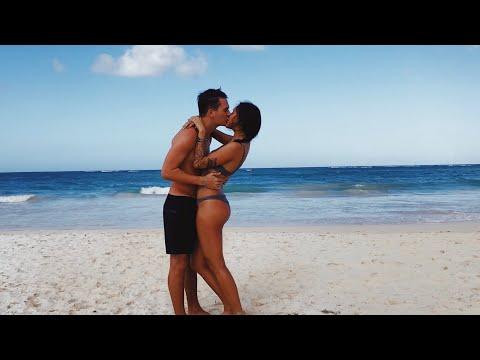 Dominican republic with my boyfriend