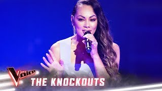 The Knockouts: Prinnie Stevens sings 'ABC' | The Voice Australia 2019