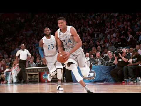 Giannis Antetokonmpo 2017 NBA All Star Game   Best of Phantom   02.19.17