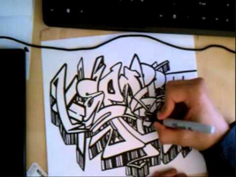 Graffiti Keroppi
